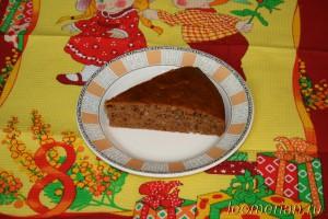Сладкий пирог с конфитюром