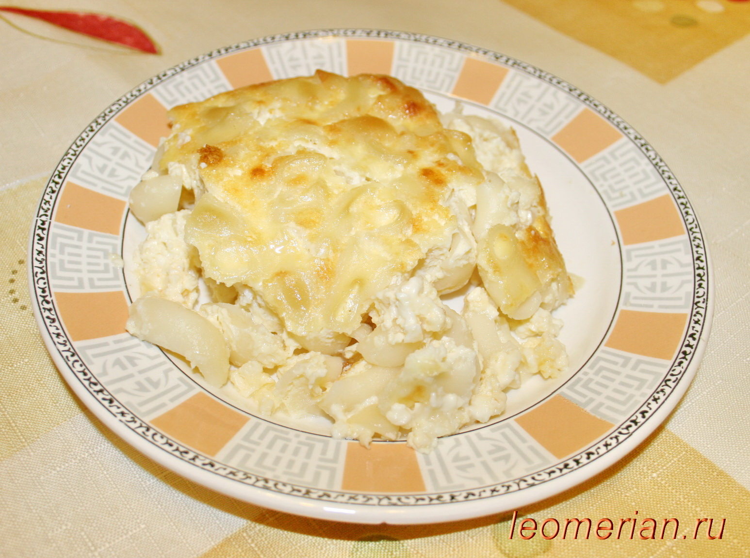 Как приготовить макароны с яйцами в духовке рецепт пошагово