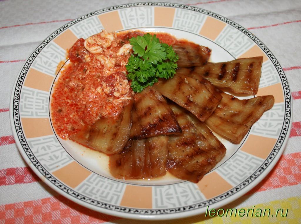 Баклажаны рецепты приготовления на сковороде с фото