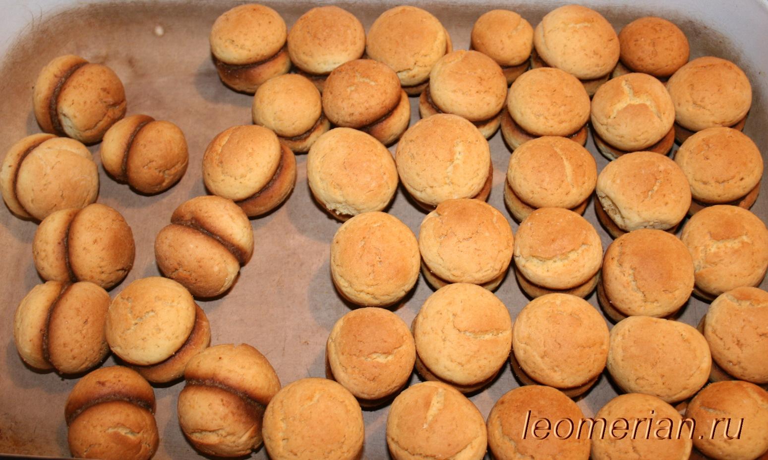 Персики печенье рецепты с пошаговыми