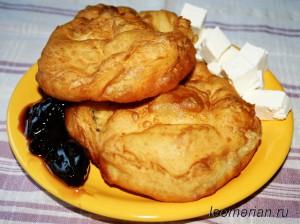 Жареные пирожки по-болгарски