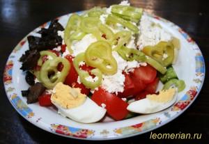 Пастуший интелигентный салат