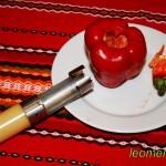 Подготовка перца для фарширования
