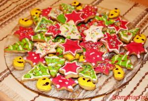 Рождественские и новогодние печенья по-болгарски