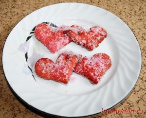 """Печенье """"Влюбленных сердец"""""""